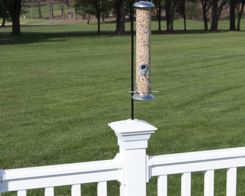 Fence Bird Feeder