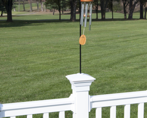 Deck Wind Chimes