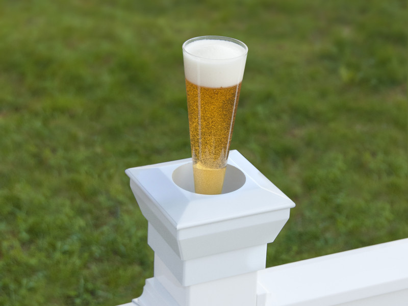 Porch Cup Holder